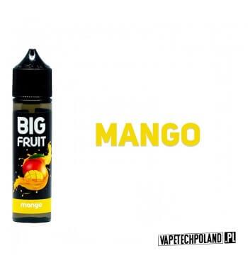PREMIX BIG FRUIT BOTTLE 40 ml - MANGO Premix o smakumango. 40ml płynu w butelce o pojemności 60ml.Produkt Shake and Vape prz