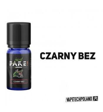Aromat Just FAKE - CZARNY BEZ 10ml Aromat o smaku czarnego bzu.  Sugerowane dozowanie: 7-15% Pojemność: 10ml 2