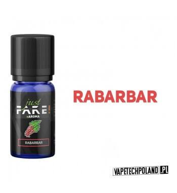 Aromat Just FAKE - RABARBAR 10ml Aromat o smaku rabarbaru.  Sugerowane dozowanie: 7-15% Pojemność: 10ml 2