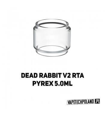 Pyrex Glass/Szkło do DEAD RABBIT V2 RTA 5ML Pyrex Glass/Szkło do DEAD RABBIT V2 RTA 5ML. W zestawie znajduję się jedna sztuka.