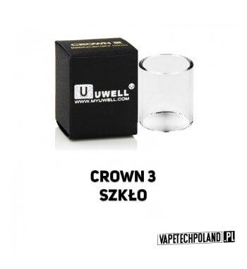Pyrex Glass/Szkło do CROWN III Pyrex Glass/Szkło do CROWN III. W zestawie znajduję się jedna sztuka. 2