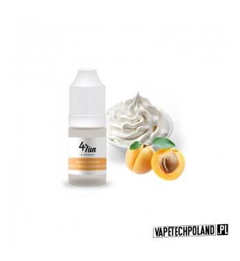 Aromat 4FUN 10ml - Krem Brzoskwiniowy Aromat o smaku kremu brzoskwiniowego. Pojemność : 10ML 1