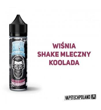 PREMIX Hipzz Freeze - Cherry Milkshake 20ml Premixo smakuwiśni z shakiem mlecznymi kooladą. 20ml płynu w butelce o pojemnośc