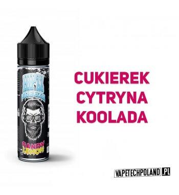 PREMIX Hipzz Freeze - Candy Lemon 20ml Premixo smakucukierków z cytryną i kooladą. 20ml płynu w butelce o pojemności 30mlPr