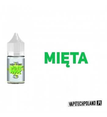 Premix Funky Street - Mint Max 20ML Premix o smaku mięty. 20ml płynu w butelce o pojemności 30ml. Produkt Shake and Vape przezn