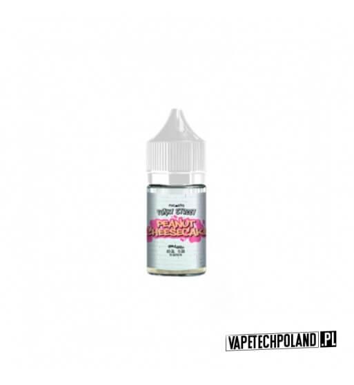 Premix Funky Street - Peanut Cheesecake 20ML Premix o smaku orzechów z sernikiem. 20ml płynu w butelce o pojemności 30ml. Produ