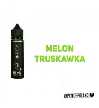 PREMIX BLVK UNICORN - UNIdew 50ml Premix o smakumelona z truskawką.50ml płynu w butelce o pojemności 60ml.Produkt Shake an