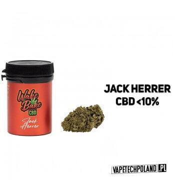 SUSZ KONOPNY CBD WAKE AND BAKE - JACK HERRER 1G Najwyższej jakości legalny susz konopny z certyfikowanych upraw. Ręcznie selekc