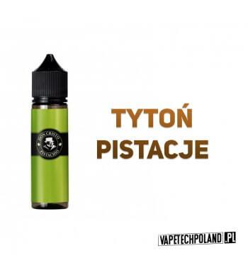 Premix Don Cristo - PISTACHIO 50ml Premix o smaku Tytoniu oraz Pistacji. 50ml płynu w butelce o pojemności 60ml.Produkt Shake
