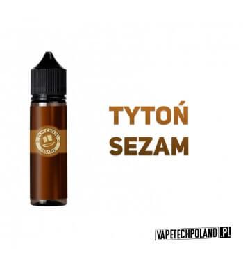 Premix Don Cristo - SESAME 50ml Premix o smaku tytoniu oraz sazamu. 50ml płynu w butelce o pojemności 60ml.Produkt Shake and