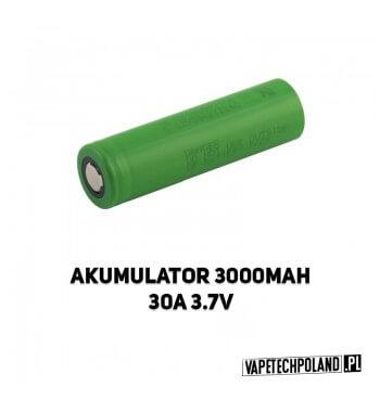 Akumulator SONY VTC6 18650 3000MAH 30A Oryginalny akumulator SONY VTC6 3000MAH/30A. 2