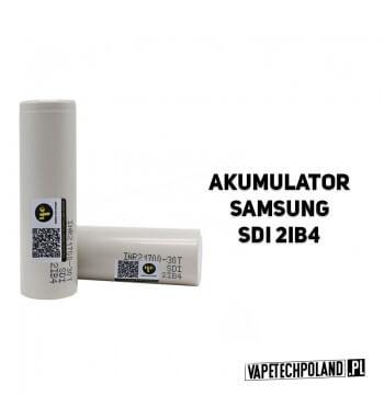 Akumulator Samsung 30T 21700 3000MAH ORYGINALNY akumulator 21700 Li-ion Samsung INR21700-30T, pojemność3000mAh. 2