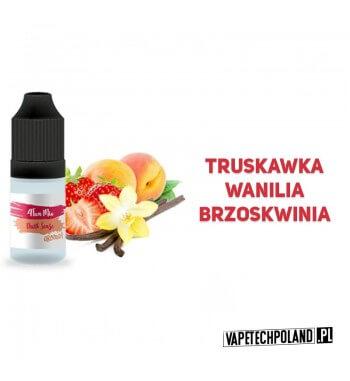 Aromat 4FUN MIX 10ml - Dark Sense Aromat o smaku truskawkowo-waniliowo-brzoskwiniowym. Pojemność : 10ML 2