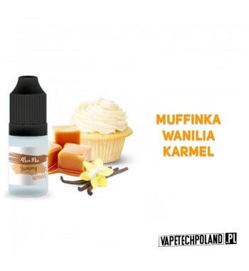 Aromat 4FUN MIX 10ml - Yummy Aromat o smaku muffinki waniliowo-karmelowej. Pojemność : 10ML 2