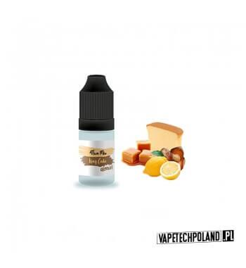 Aromat 4FUN MIX 10ml - King Cake Aromat o smaku ciasta karmelowo-cytrynowo-orzechowego. Pojemność : 10ML 1