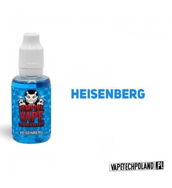Aromat VAMPIRE VAPE 30ML - HEISENBERG Nic dodać,nic ująć!Heisenberg! Genialna mieszanka owocowa z dodatkiem chłodnej koolady,k