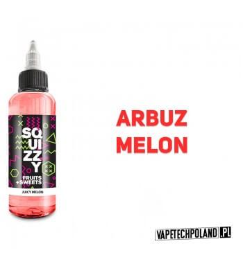 KONCENTRAT SQUIZZY - Juicy Melon 100ML Premix o smaku arbuza z melonem.100ml płynu w butelce o pojemności 120ml.Produkt Sha