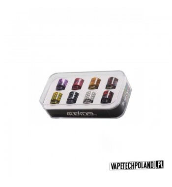 Drip Tip / Ustnik 810 Ustnik 810 - kolor losowy (przykładowe kolory na zdjęciu). 1