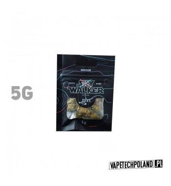 Susz Giet 5g - Skywalker Skywalker jest to silna hybryda gatunku indica, a dokładniej dwóch szczepów Mazar I Sharif oraz Bluebe