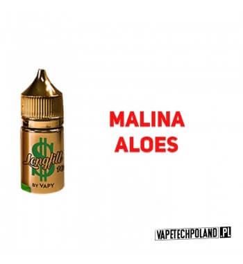 Premix/Longfill Dollar By VAPY - Green 10ML Premix o smakumaliny i aloesu. 10ml płynu w butelce o pojemności 30ml Płyny typu S