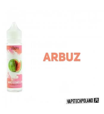 Premix/Longfill VAPY - Watermelon 20ml Premix o smaku papaji. 20ml płynu w butelce o pojemności 60ml.Płyny typu Shake and Vap