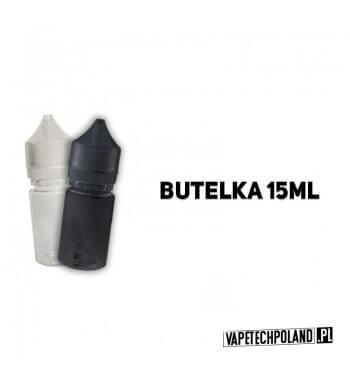 Butelka - 15ML Plastikowa butelka o pojemności 15ML. 2