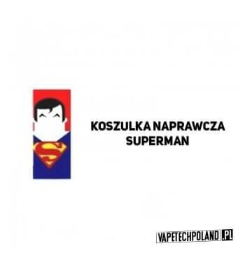 Koszulka naprawcza/termiczna na akumulator 18650 - Superman Koszulka naprawcza/termiczna na akumulator 18650 - jeśli twój akumu