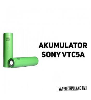 Akumulator SONY VTC5A 18650 2600MAH 35A Oryginalny akumulator SONY VTC5A 2600MAH/35A. 2