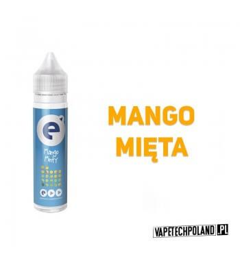 """Premix """"E"""" - Mango Minty 40ML Nowa kolekcja premixów E inspirowana jest popularnymi liquidami """"E"""" spod tej samej marki.Butelecz"""