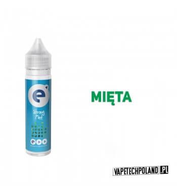 """Premix """"E"""" - Strong Mint 40ML Nowa kolekcja premixów E inspirowana jest popularnymi liquidami """"E"""" spod tej samej marki.Butelecz"""