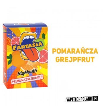 Aromat BIG MOUTH - FANTASIA 10 ml Aromat Big Mouth o smaku pomarańczy i grejpfruta. 2