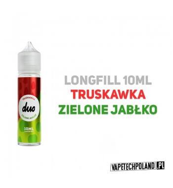 Premix/Longfill DUO - Truskawka & Zielone Jabłko 10ml Longfill jest to nowy produkt na rynku EIN. Charakteryzuje się małą zawar