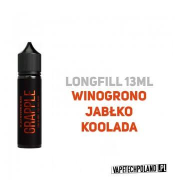 Premix/Longfill PORNSERIES XXX - Grapple 13ML Longfill jest to nowy produkt na rynku EIN. Charakteryzuje się małą zawartością p