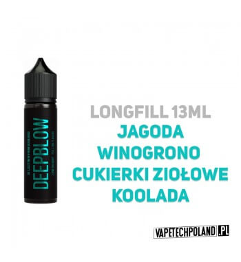 Premix/Longfill PORNSERIES XXX - Deepblow 13ML Longfill jest to nowy produkt na rynku EIN. Charakteryzuje się małą zawartością