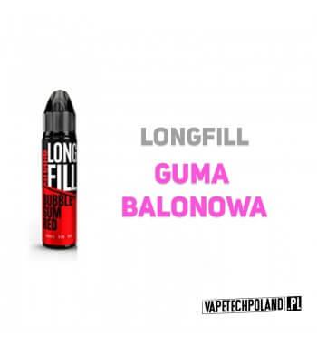 Longfill XTREME - BUBBLEGUM RED 20ml Aromat: guma balonowaLongfill jest to nowy produkt na rynku EIN. Charakteryzuje się małą