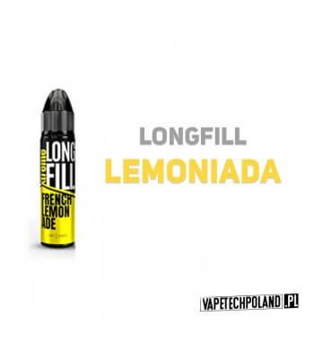 Longfill XTREME - FRENCH LEMONADE 20ml Aromat: lemoniadaLongfill jest to nowy produkt na rynku EIN. Charakteryzuje się małą z