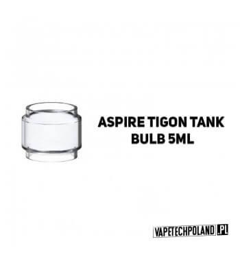 Pyrex Glass/Szkło BULB do ASPIRE TIGON 5ML Pyrex Glass/Szkło BULB do ASPIRE TIGON 5ML W zestawie znajduję się jedna sztuka. 2