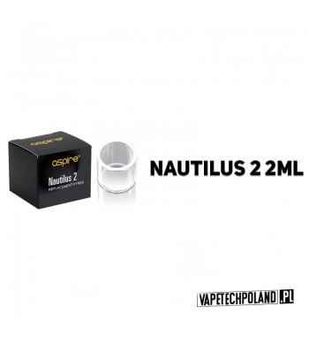 Pyrex Glass/Szkło do NAUTILUS 2 2ML Pyrex Glass/Szkło do NAUTILUS 2 2ML W zestawie znajduję się jedna sztuka. 2
