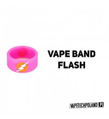 VAPE BAND - Silikonowa Opaska - FLASH Silikonowa opaska,która pozwoli ochronić twojego e-papierosa przed upadkiem! W zestawie z