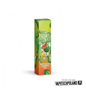 Longfill FANTOS - GREEN FANTOS 9ML Aromaty: arbuz, lemoniada, kooladaLongfill jest to nowy produkt na rynku EIN. Charakteryzu