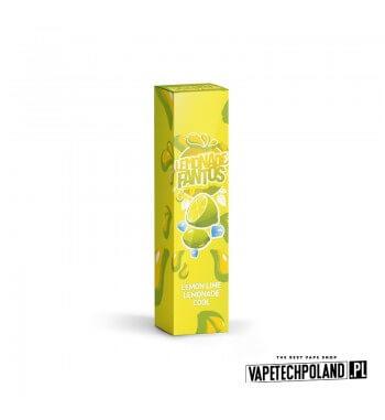 Longfill FANTOS - LEMONADE FANTOS 9ML Aromaty: cytryna, limonka, lemoniada, kooladaLongfill jest to nowy produkt na rynku EIN