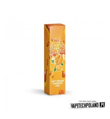 Longfill FANTOS - ORANGE FANTOS 9ML Aromaty: pomarańcza, lemoniada, kooladaLongfill jest to nowy produkt na rynku EIN. Charak