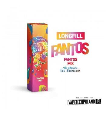 Longfill FANTOS - RAINBOW FANTOS 9ML Aromaty:wszystkie z serii FANTOSLongfill jest to nowy produkt na rynku EIN. Charakteryz