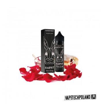 Premix GEOMETRIC FOREST - Rabbit 50ML Premix o smaku pączka z różą.50ml płynu w butelce o pojemności 60ml.Produkt Shake and