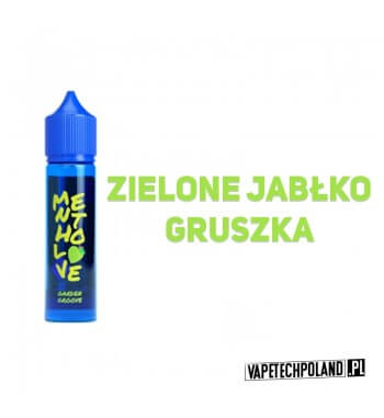 Longfill MENTHOLOVE - Garden Groove 12ML Aromaty:zielone jabłko, gruszkaLongfill jest to nowy produkt na rynku EIN. Charakte