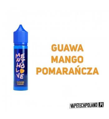 Longfill MENTHOLOVE - Summer Breeze 12ML Aromaty:guawa, mango, pomarańczaLongfill jest to nowy produkt na rynku EIN. Charakt