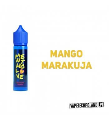 Longfill MENTHOLOVE - Tropical Tango 12ML Aromaty:mango, marakujaLongfill jest to nowy produkt na rynku EIN. Charakteryzuje