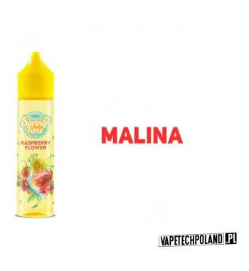 Longfill VAPY SPRING TIME - Raspberry Flower 10ml Aromaty: owoce leśne, lódLongfill jest to nowy produkt na rynku EIN. Charak