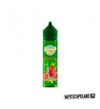 Longfill VAPY SPRING TIME - Dragon Grapefruit 10ml Aromaty:smoczy owoc, grejpfrutLongfill jest to nowy produkt na rynku EIN.