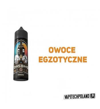 Longfill DOS BROS - EXXXOTIC 10ml Aromaty:owoce egzotyczneLongfill jest to nowy produkt na rynku EIN. Charakteryzuje się mał